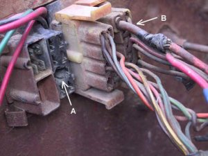 1973 dodge charger ignition wiring diagram aoa and aon network techniek - amperemeter chaosboyz 4x4