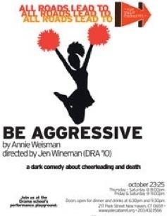 Be Aggressive Be Be Aggressive : aggressive, Aggressive