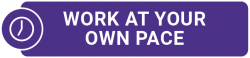 Work at your Own Pace_purple