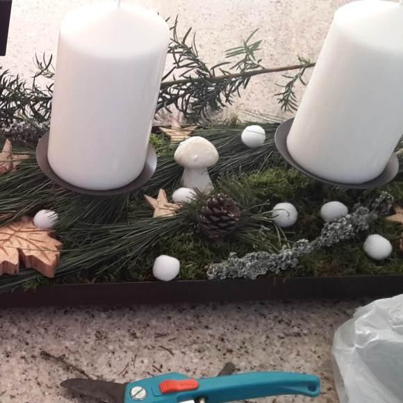 WIB 2014-11 Adventsgesteck