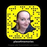Snapcode placeformemories