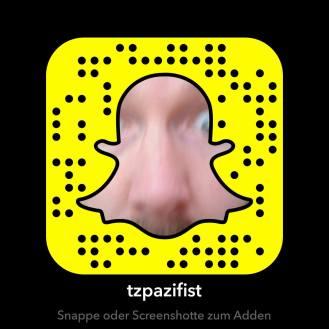 Snapcode tzpazifist