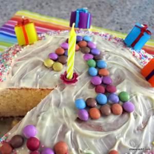 Krümels Geburtstagskuchen