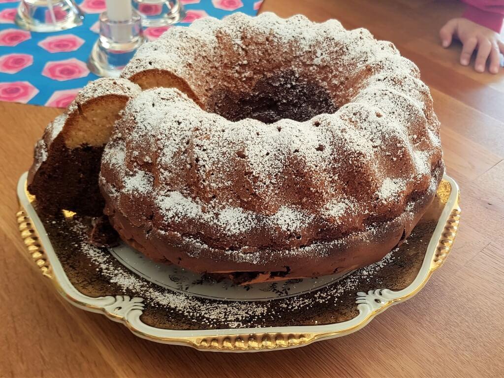 Kuchen-Klassiker aus Omas Küche: Der Marmorkuchen