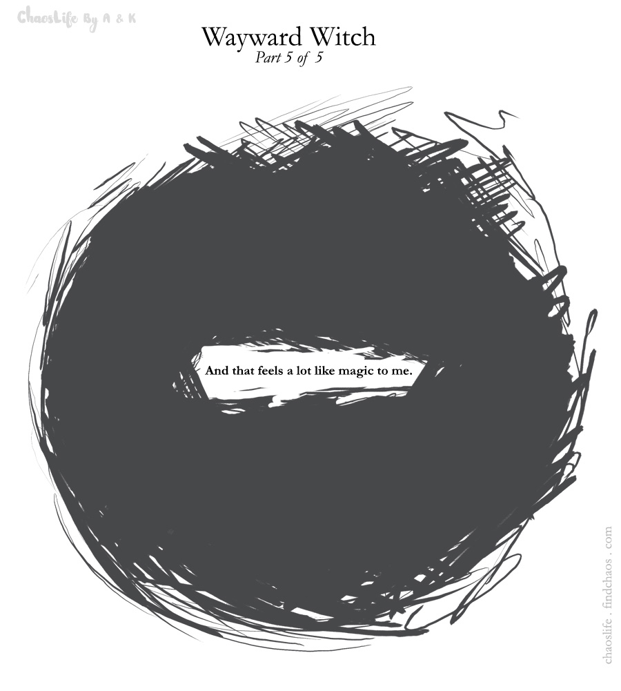 Wayward Witch Part 5