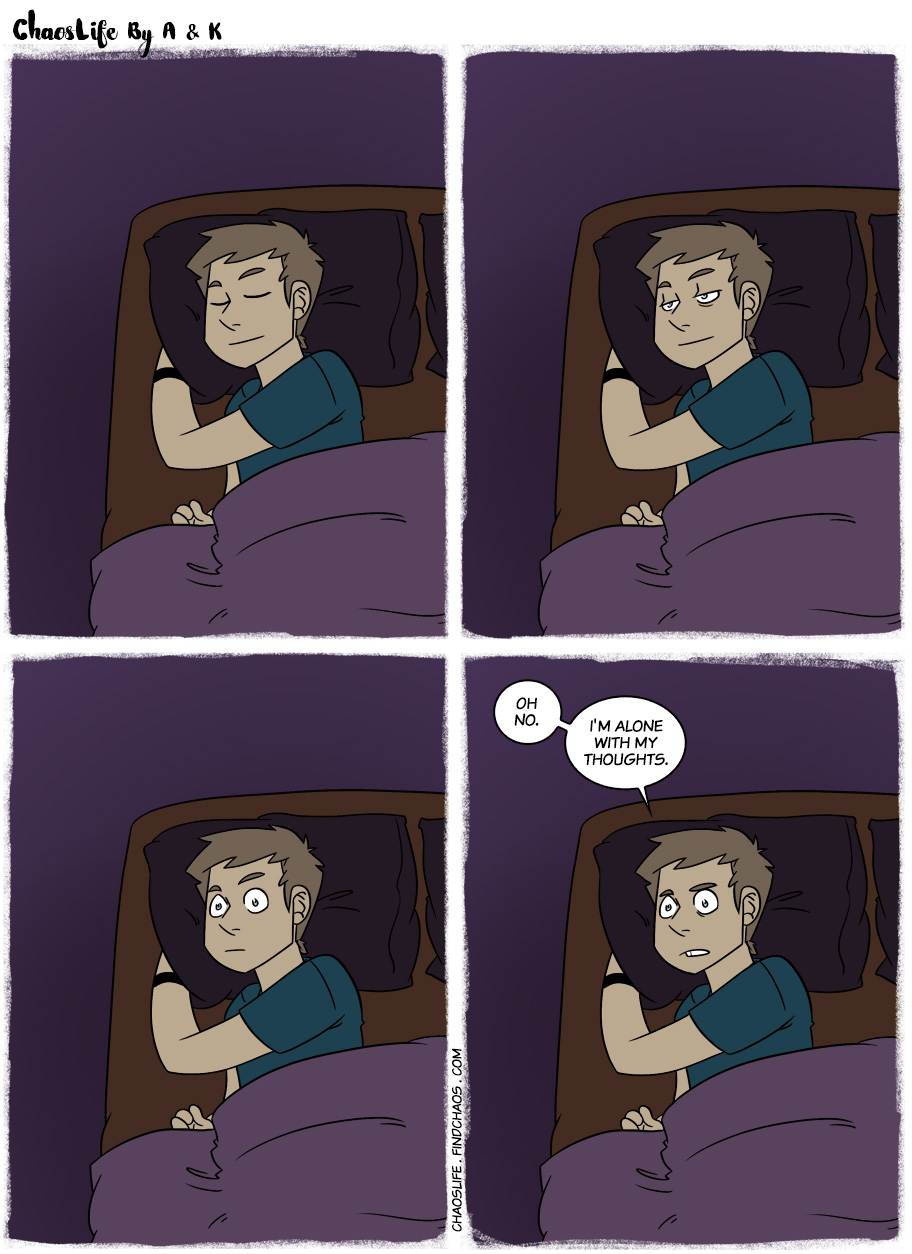 Waking Worry