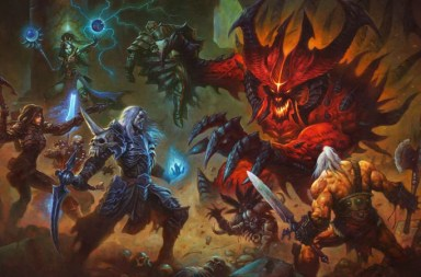 Blizzard are on their new attempt at Diablo 4
