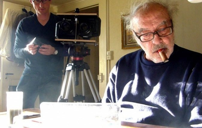 Jean-Luc Godard's New Movie The Image Book Trailer: Watch