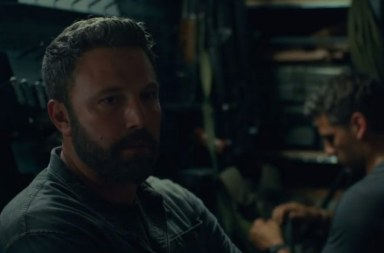 Ben Affleck Starring at Netflix's Triple Frontier First Trailer: Watch