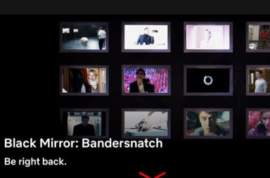 Black Mirror: Bandersnatch Film Netflix Release Date is Revealed: Watch