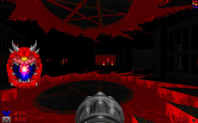 doom game 25th years trailer video sigil box slayersclub