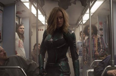 New Trailer for Marvel's New Super Hero Film Captain Marvel: Watch