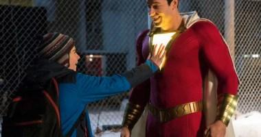 New Trailer for DC's Shazam! Superhero Film Starring Zachary Levi