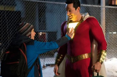 New Trailer for DC's Shazam! Superhero Film Starring Zachary Levi