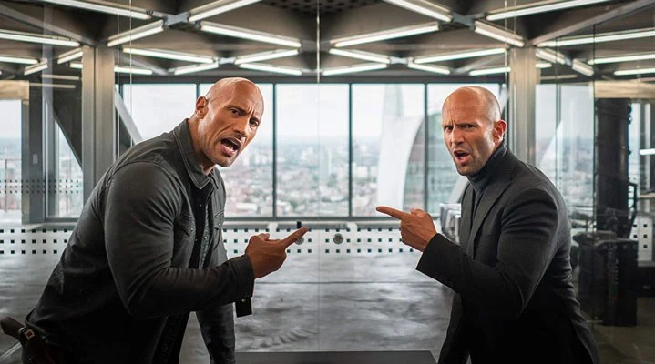 New trailer for Fast & Furious spin-off Hobbs & Shaw film: watch