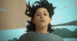 Undone trailer from Amazon's new animated series starring Rosa Salazar