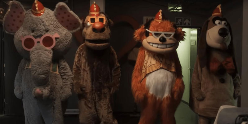 The Banana Splits synopsis, release date, and cast