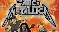 Metallica to publish new children's book, The ABCs of Metallica