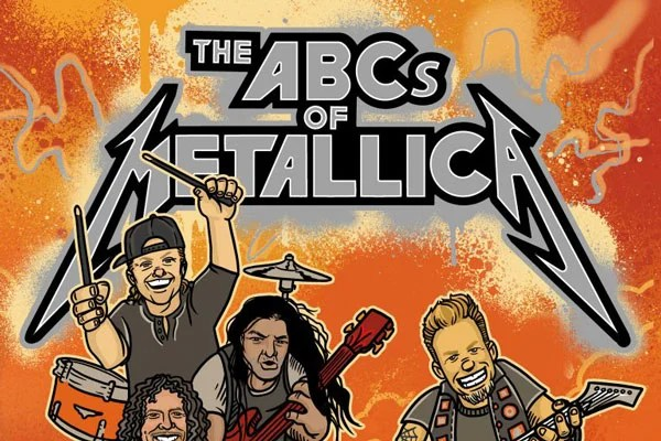 Metallica to publish new children's book, The ABCs of Metallica