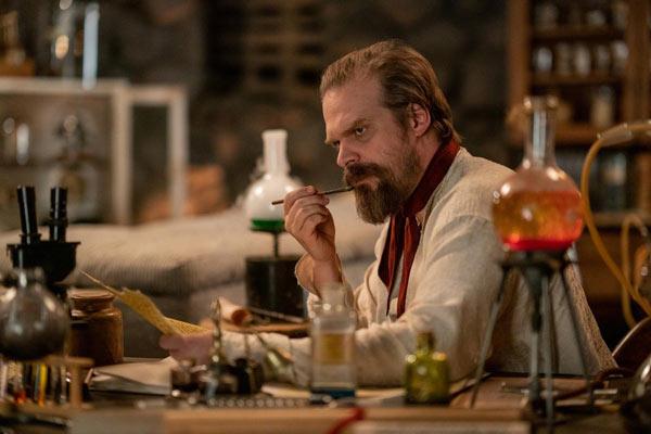 Frankenstein's Monster's Monster, Frankenstein trailer for Netflix mock doc
