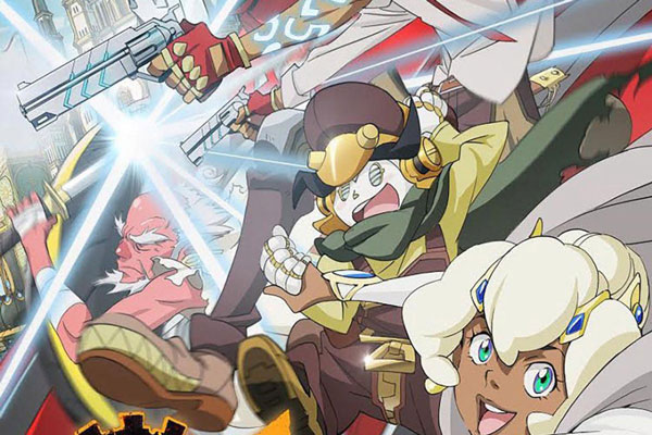 Cannon Busters release date, cast, and synopsis