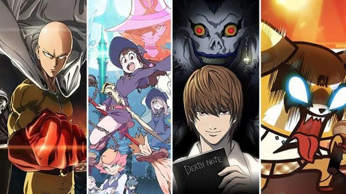 Here's your full list of Netflix anime releases Summer 2019