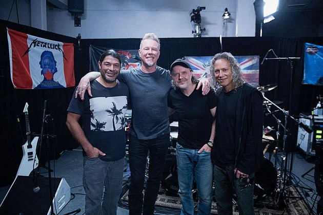 Metallica announce new All Within My Hands concert in March 2020