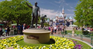 The Imagineering Story trailer goes behind of Disney theme parks