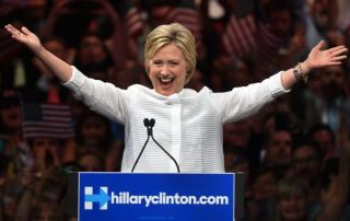 Hillary Clinton Messiah