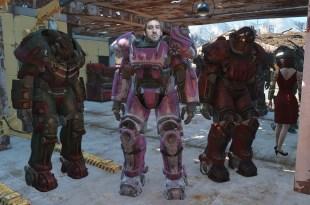 Best Power Armor paint
