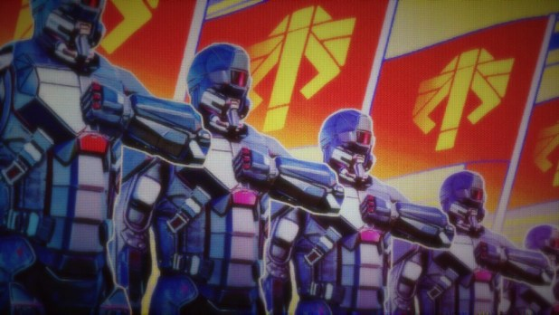 XCOM 2 Advent soldiers