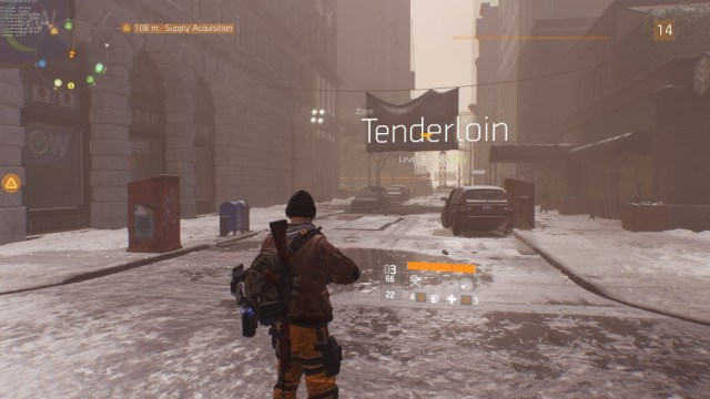 Tom Clancy's The Division Tenderloin