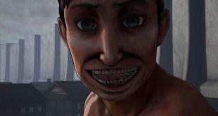 Smiling Titan