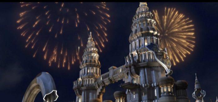 FINAL FANTASY Ⅻ THE ZODIAC AGE Fireworks