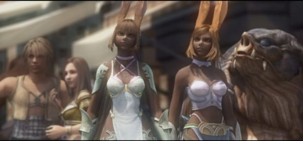 final fantasy XII bunny fetish
