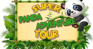 Super Panda Adventure Tour