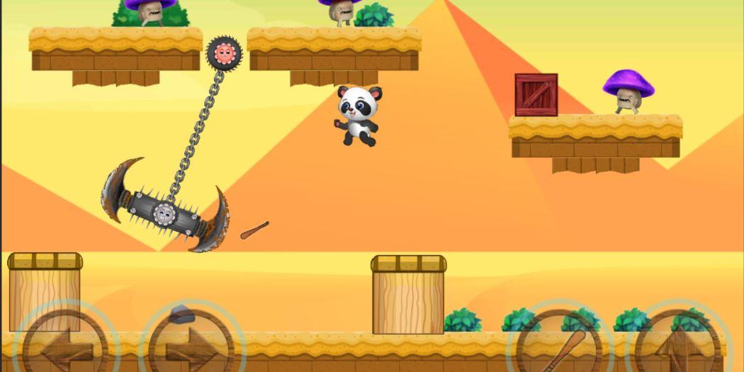 Super Panda Adventure Tour