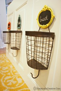 Wire Hanging Baskets For Wall - Home Ideas