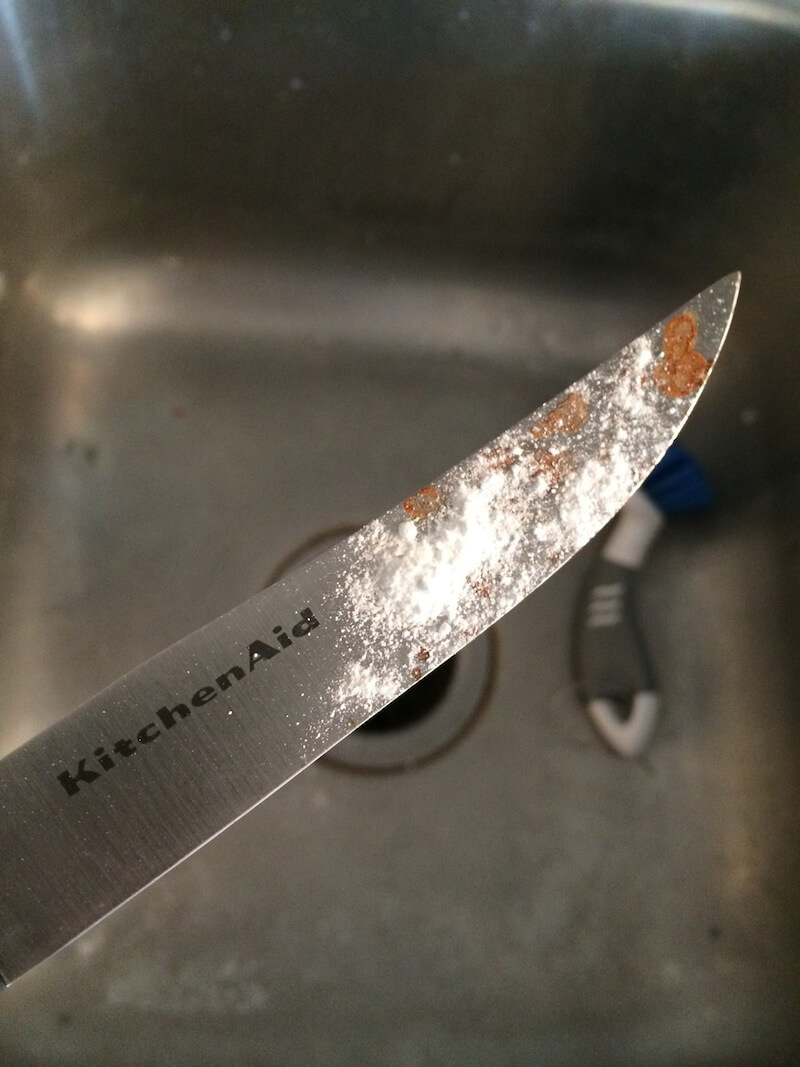 How To Remove Rust From Stainless Steel Knives