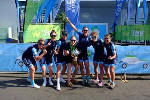 CERT Team Group Photo - ToMR 2020
