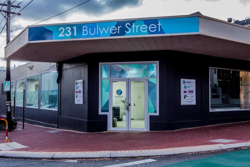 231 Bulwer St
