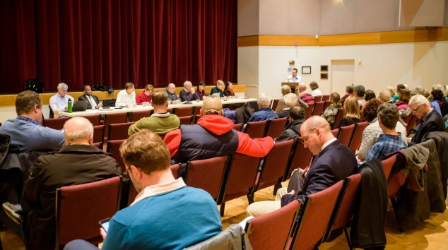 2018 CA Budget Public Forum 3