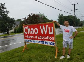 Chao Wu Sign