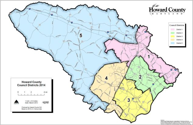 HoCo_DistrictMap
