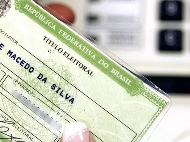 Recadastramento biométrico não obrigatório em Itaberaba