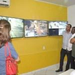 Prefeitura de Itaberaba inaugura Central de Vídeo monitoramento e as sedes da SMTT e da Guarda Municipal