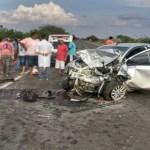Grave acidente deixa vítima fatal em Ipirá