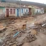 Em meio à seca, Lajedinho enfrenta nova enxurrada após tragédia de 2013