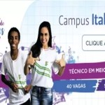 If baiano oferece 545 vagas para 22 cursos em Itaberaba