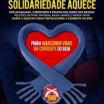 98 °  CIPM lança campanha de doação de agasalho em Ipirá e região